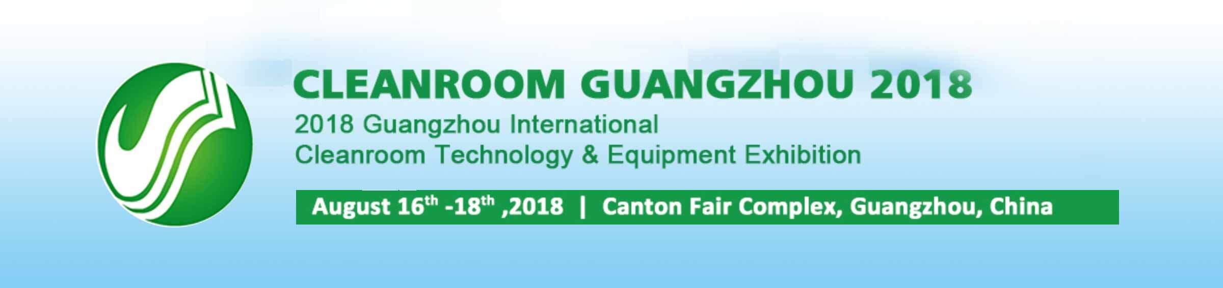 guangzhou exhibition cleanroom
