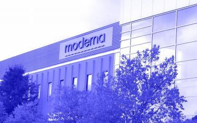 Moderna Opens Manufacturing Facility for mRNA Therapeutics
