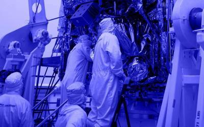 Inside the Cleanroom of NASA's James Webb Space Telescope