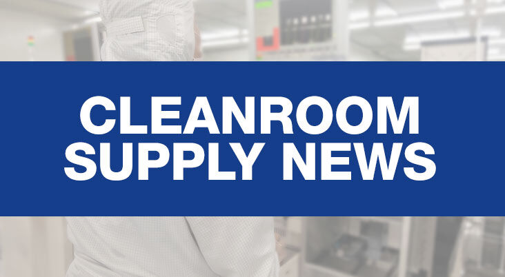 cleanroom supply news