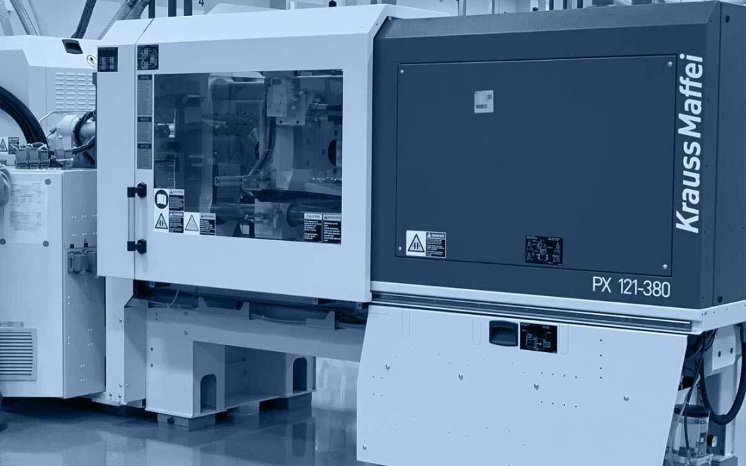 New Injection Molding Machine for Beta Testing