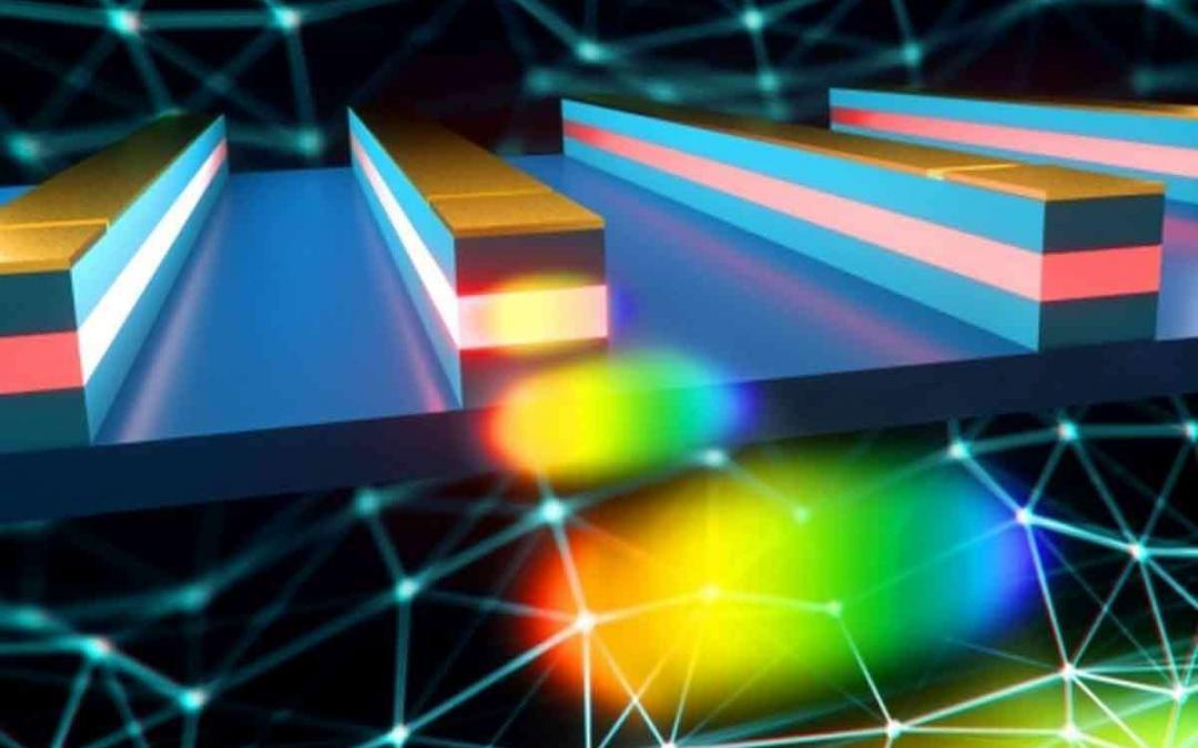 Lasers on Silicon Offer a Glimpse into the Future