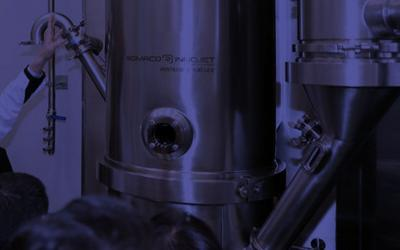 Romaco China gains a new processing laboratory