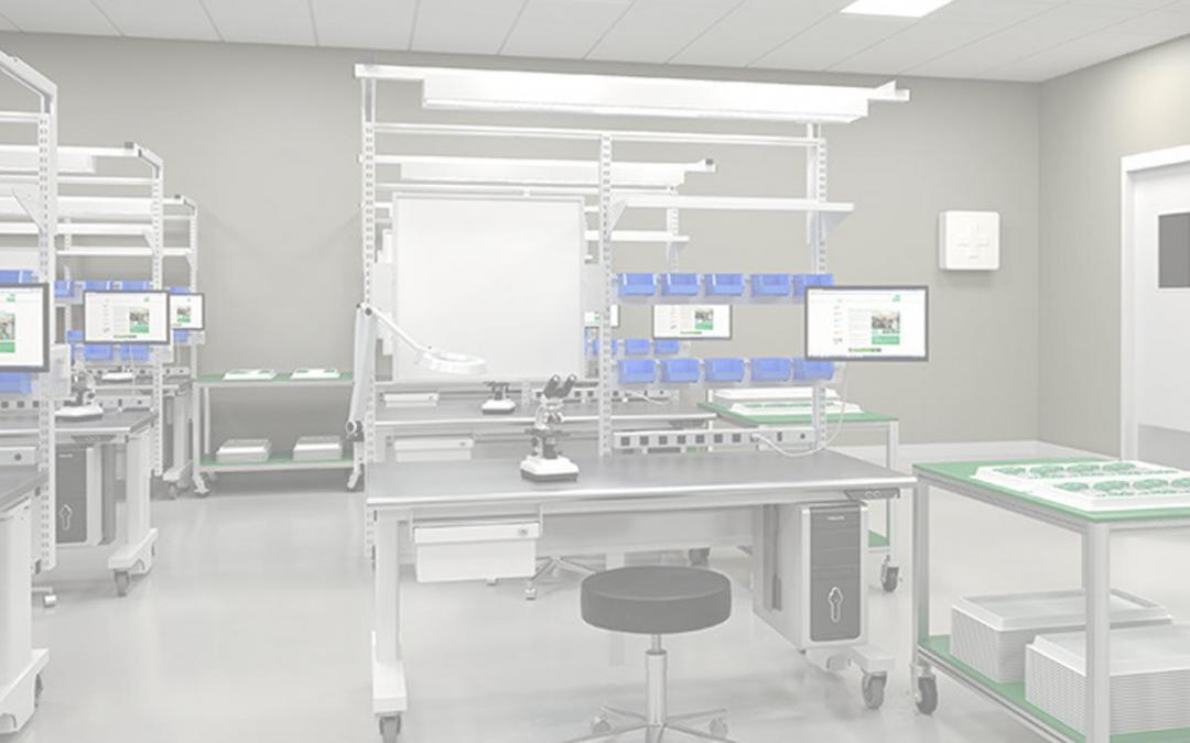 BOSTONtec® Ergonomic Electric Height-Adjustable Workstation
