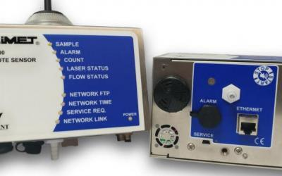 Climet Introduces New Remote Particle Counter