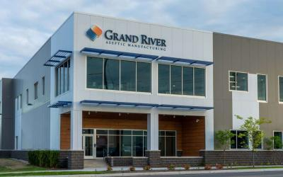 Grand River Aseptic Manufacturing Opens Large-Scale Injectable Fill/Finish Facility, Significantly Increasing Capacity