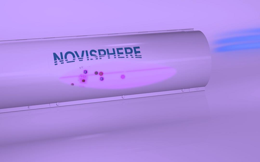 NoviSphere™ Launches Pathogen-Eradication System