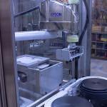 Epson SCARA Robot NuTec Syringe Line