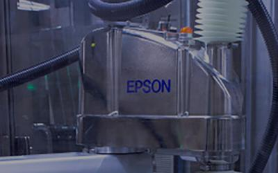 NuTec Employs Epson Cleanroom SCARA Robots to Automate Medical Syringe Manufacturing, Including a COVID-19 Medical Application