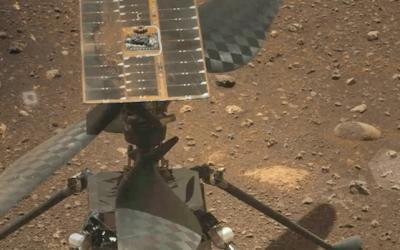 SolAero Technologies' Solar Panel Powers NASA's Mars Helicopter – Ingenuity