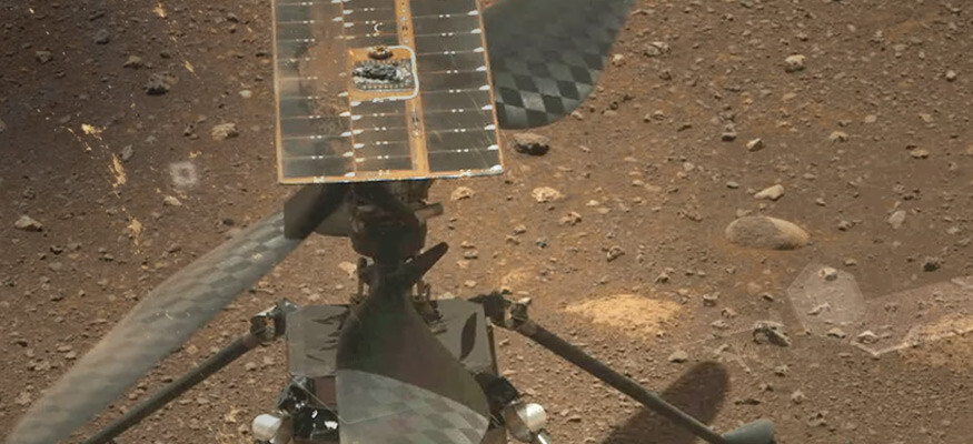 SolAero Technologies' Solar Panel Powers NASA's Mars Helicopter – Ingenuity