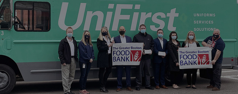 UniFirst Donates Over $1 Million Worth of PPE to the Greater Boston Food Bank