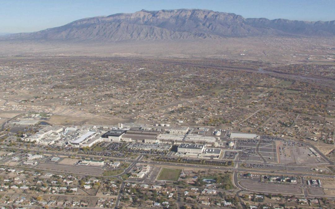 Intel to Invest $3.5 Billion to Expand New Mexico Manufacturing Operations