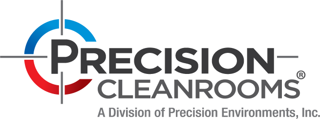 Precision Cleanrooms Logo