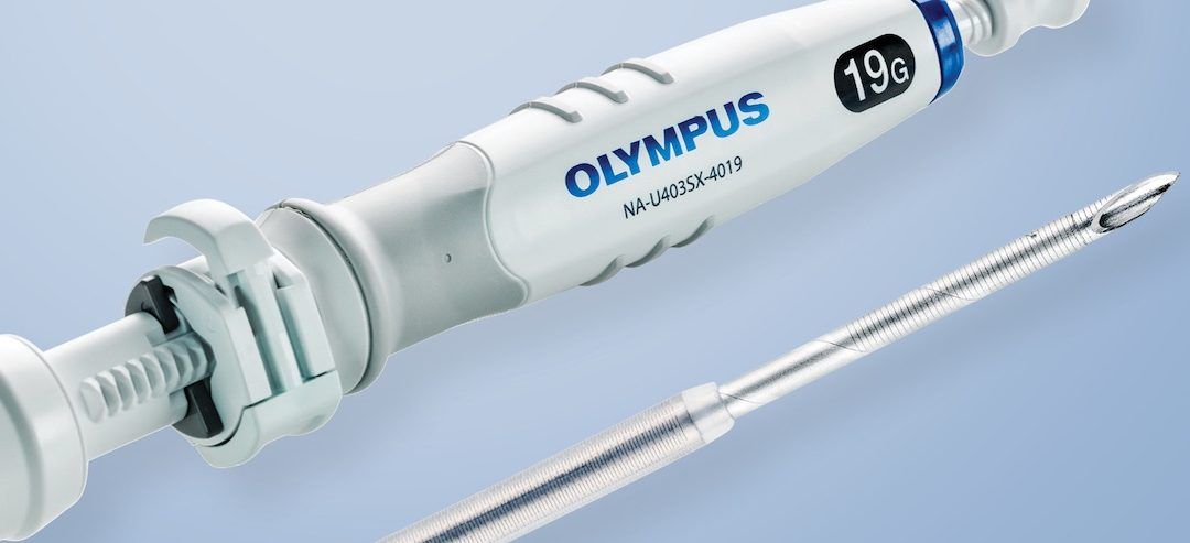 Olympus ViziShot 2 FLEX 19 G EBUS-TBNA Needle Helps Guide Lung Cancer Treatment